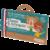 kit de maquillage bio Namaki 3 couleurs Clown et Arlequin -Sans fond - vue 3d