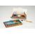 kit de maquillage bio Namaki 3 couleurs Clown et Arlequin - contenu