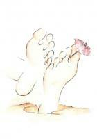 Doux Good - Corps - Protéger et réparer les pieds LD