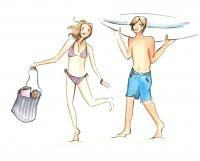Doux Good - Teenargers - Se protéger du soleil LD