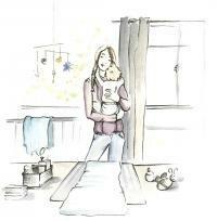 Doux Good sélectionne des cosmétiques bio pour la grossesse