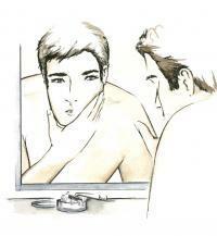 Doux Good propose des cosmétiques bio pour homme