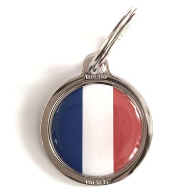 medaille_chien_drapeau_francais