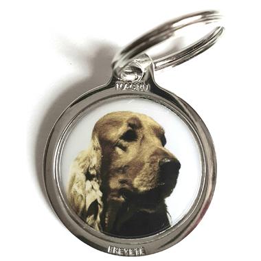 medaille_chien_cocker