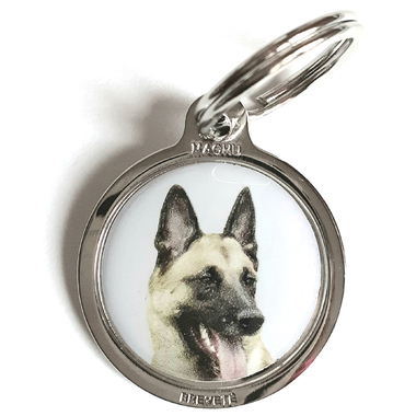 medaille_chien_berger_belge_malinois