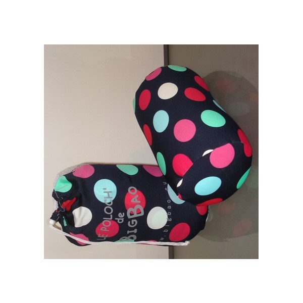 Coussin Microbilles Clown
