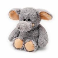 Peluche Chauffante - Eléphant