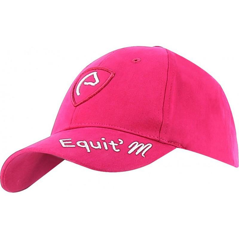 585b9f555db73 Casquette EQUIT'M Team - Vêtements d'équitation/Casquettes ...
