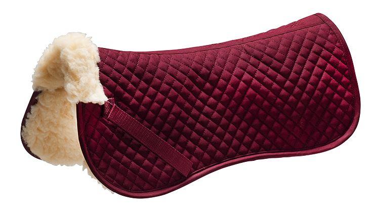 Amortisseur Dessous de selle EQUI THÈME coton laine