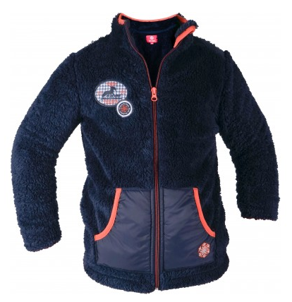 Veste enfant Fluffy