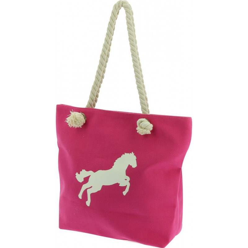 Sac Canvas EQUITHÈME Cheval