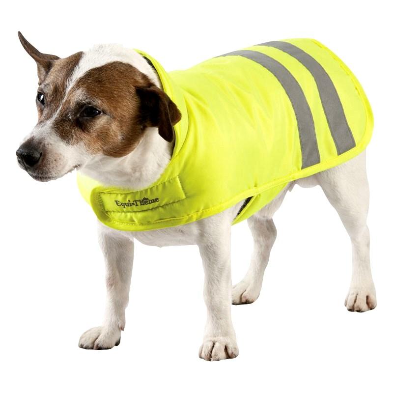 Couverture EQUI-THÈME Visibilité pour chien