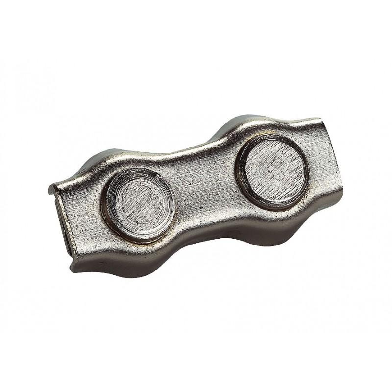 Raccord en acier pour cordon électrique x5