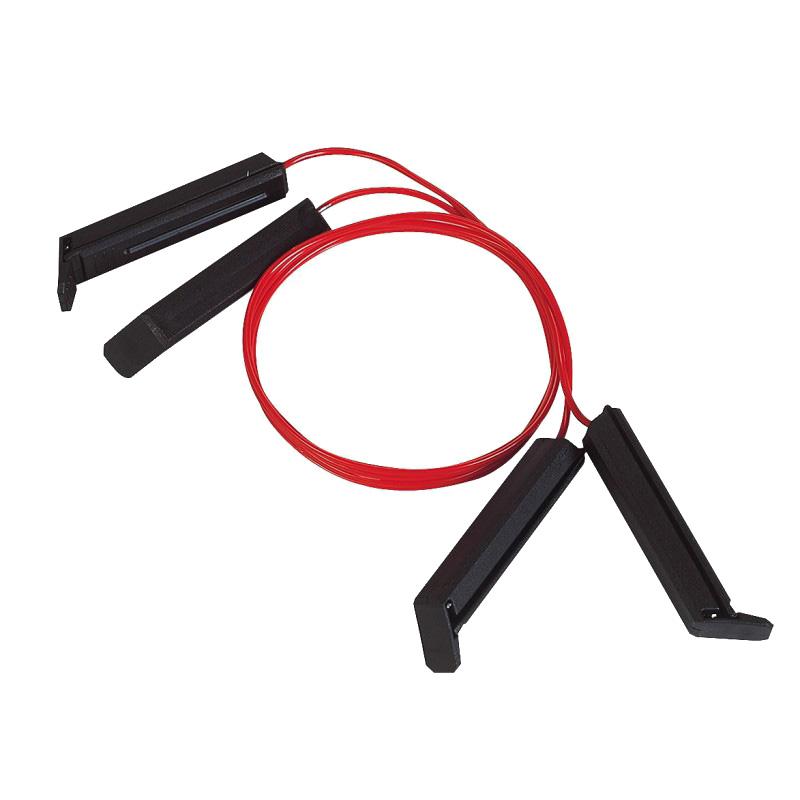 Câbles de connexion pour fil et ruban de clôture