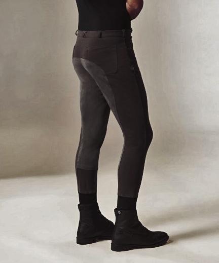 Pantalon EQUI-THÈME Pro Coton fond EKKITEX Homme