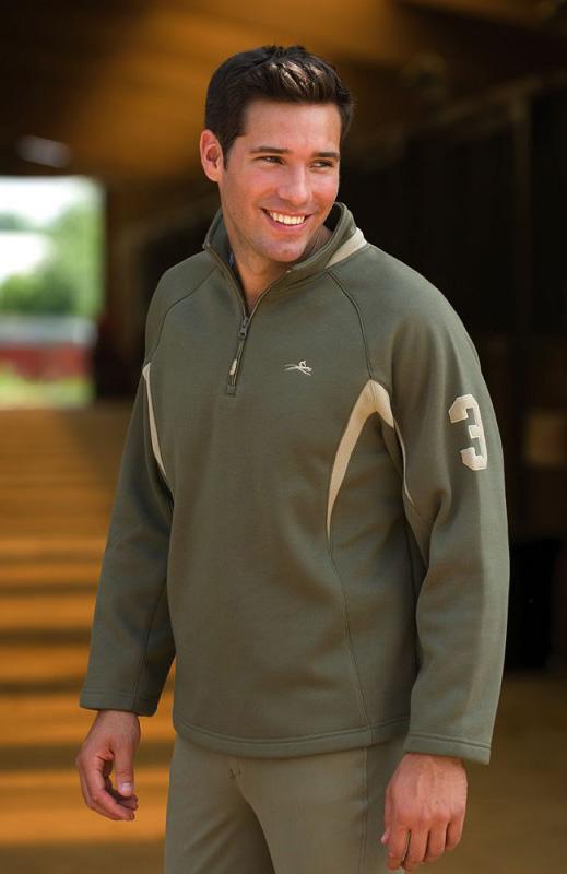 Sweat-shirt EQUI-THÈME Jersey Polaire