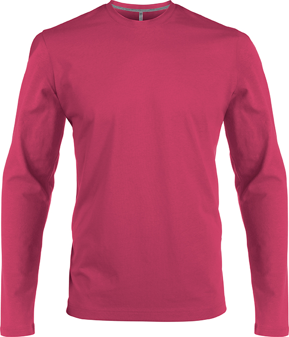 Tee-shirt à manches longues Col Rond Homme5