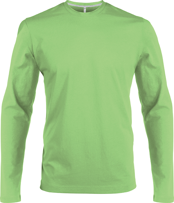Tee-shirt à manches longues Col Rond Homme9
