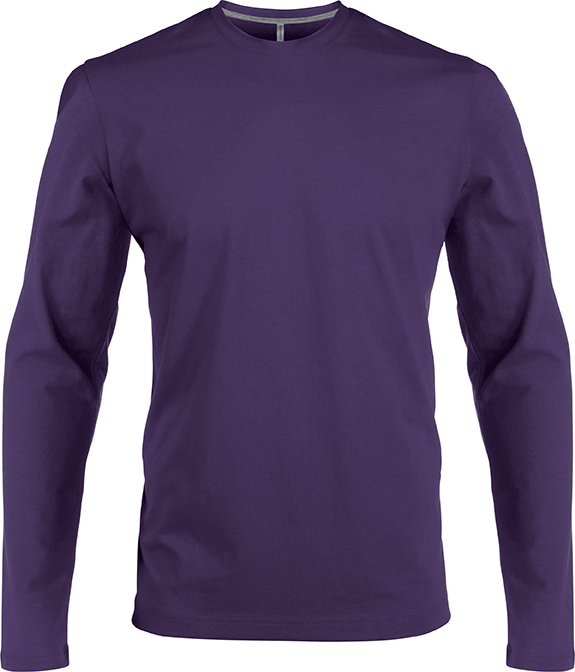 Tee-shirt à manches longues Col Rond Homme13
