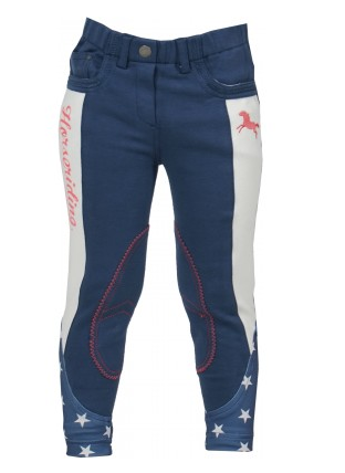 Pantalon d\'équitation Junior Presto