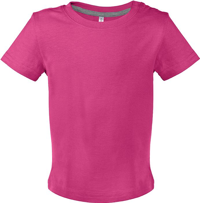 Tee-shirt Bébé personnalisable