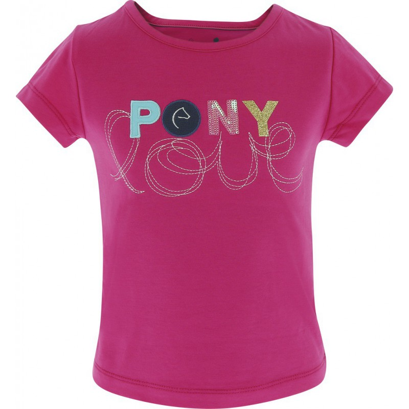 T-Shirt Pony Love EQUI-KIDS