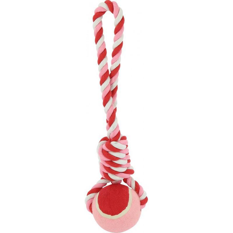 Ballon et corde DIEGO & LOUNA