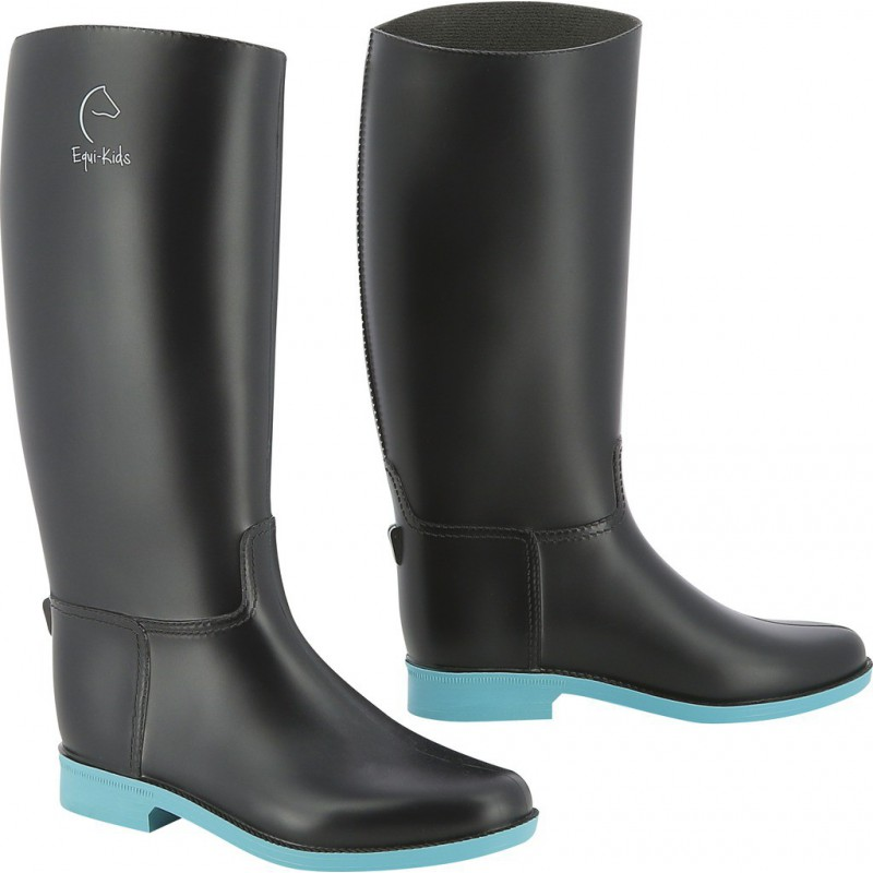 Bottes synthétiques EQUI-KIDS
