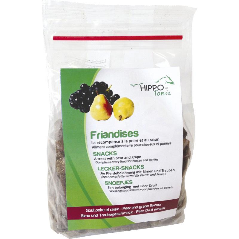 HIPPO-TONIC Bonbons pour chevaux