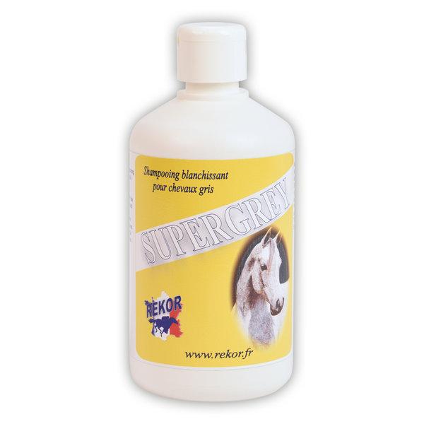 Supergrey Shampoo Rekor