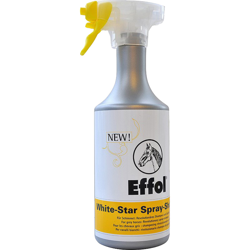 EFFOL Shampooing White Star