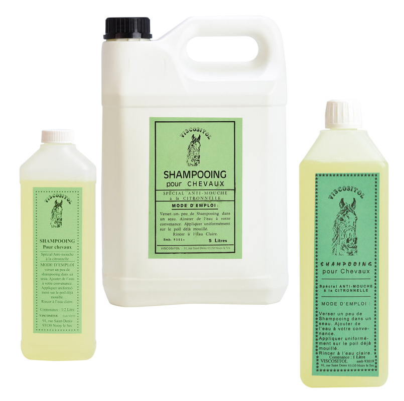 Shampooing Citronnelle VISCOSITOL