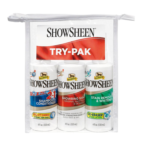 Pack d\'essai Showsheen Absorbine