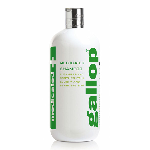 Shampoing Gallop dermatologique