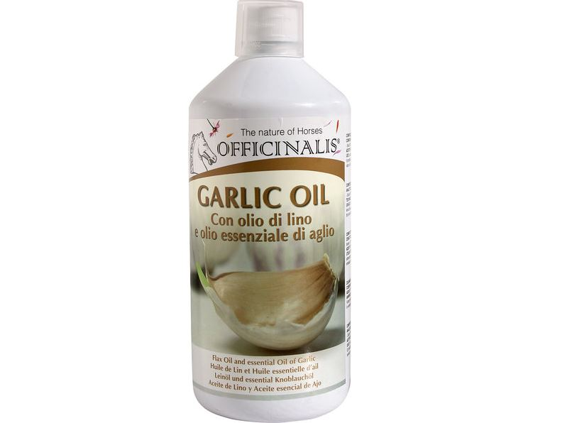 Huile OFFICINALIS Ail Garlic