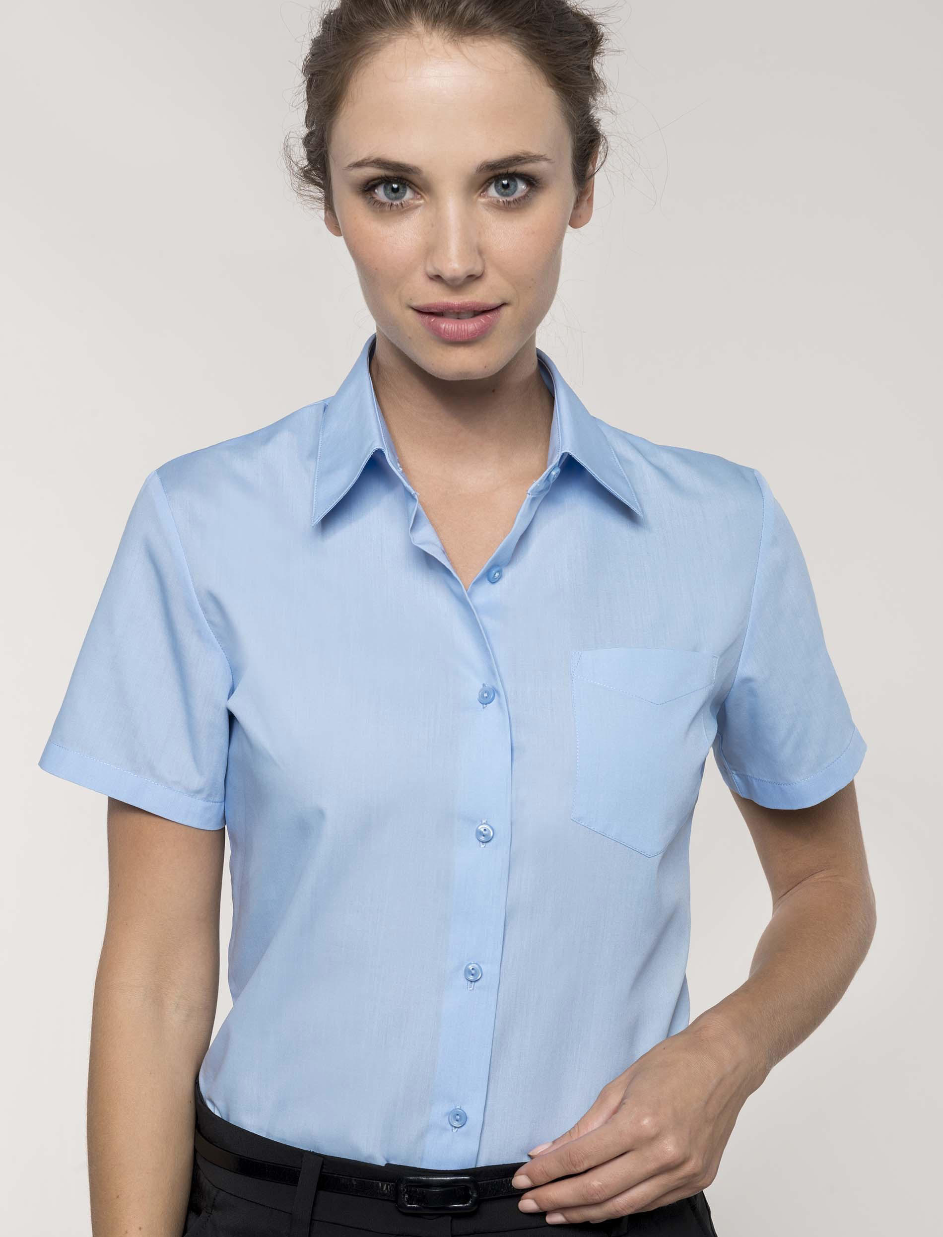Chemise manches courtes Judith
