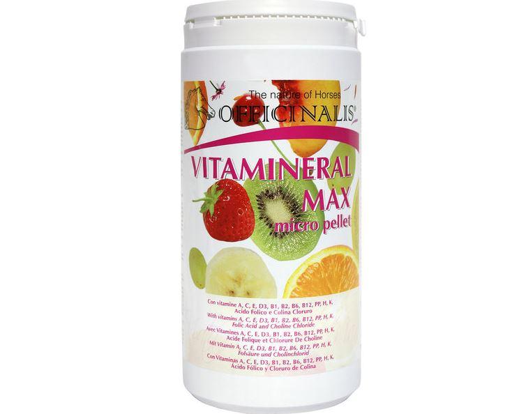 Aliment complémentaire OFFICINALIS Vitaminéral Max