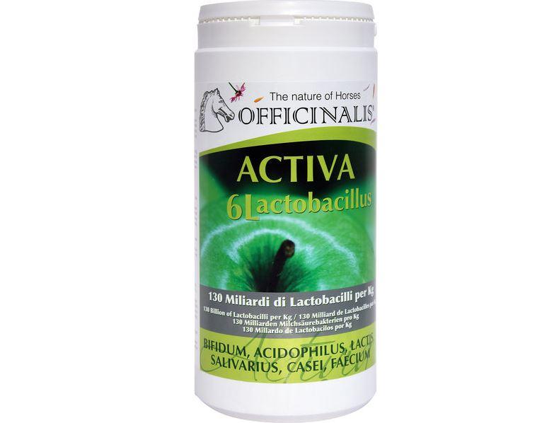 Aliment complémentaire OFFICINALIS Activa 6L