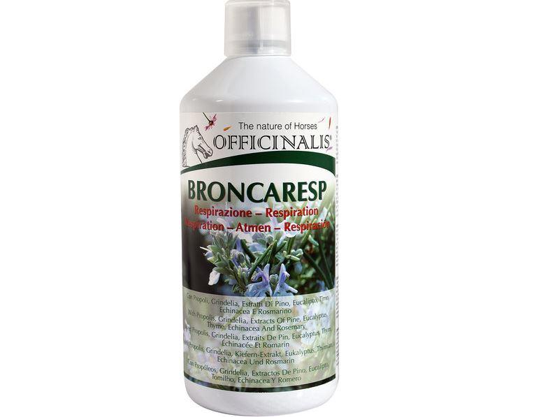 Aliment complémentaire OFFICINALIS Broncaresp Eucalyptus RESPIRATION