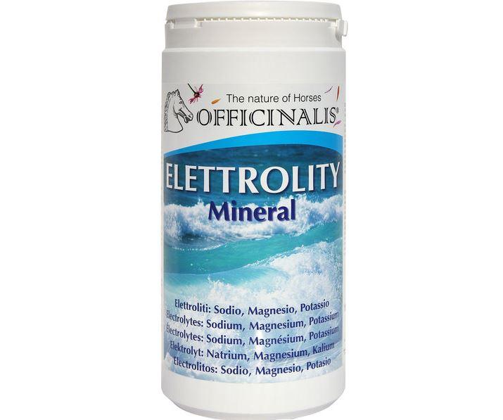 Aliment complémentaire OFFICINALIS Électrolytes et Minéraux