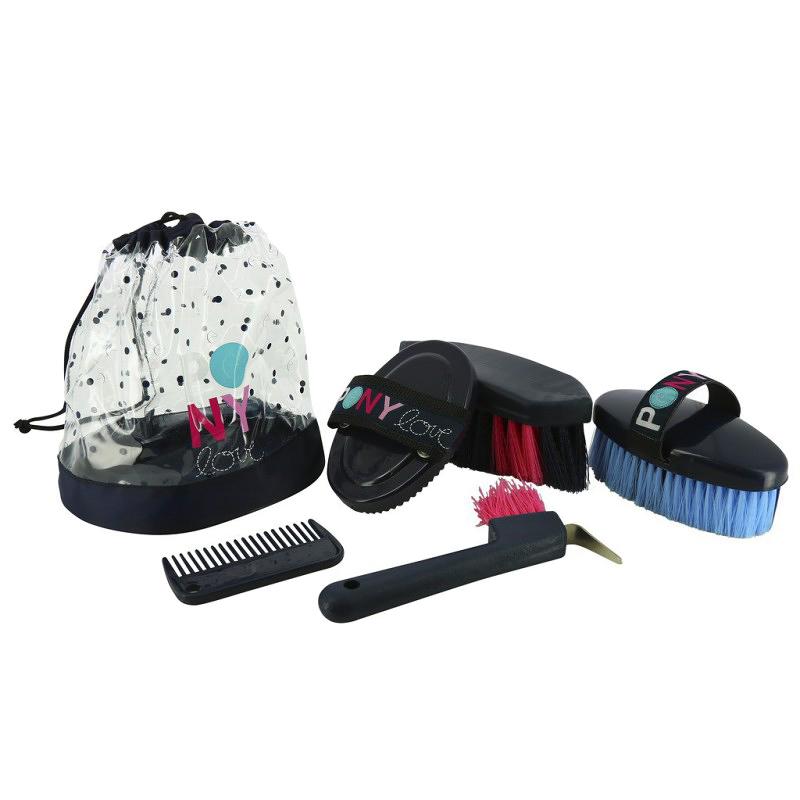 Kit Grooming EQUI-KIDS Ponylove