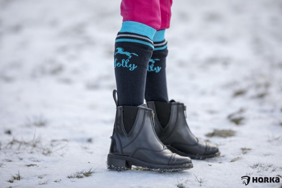 Chaussettes enfant Jolly x3 paires