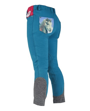 Pantalon d\'équitation junior Mathilda