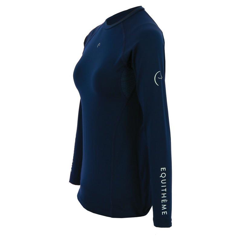 T-shirt EQUITHÈME Air Femme manches longues