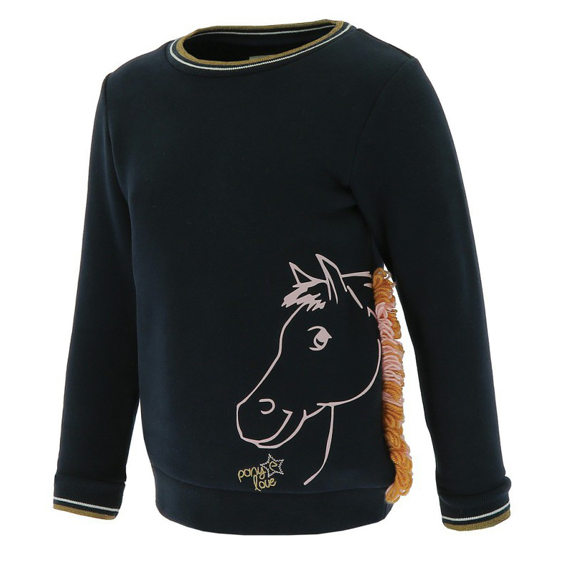 Sweat EQUI-KIDS PonyLove