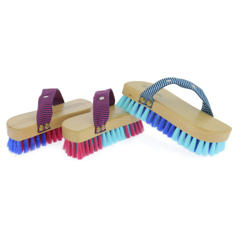 Brosse douce HIPPOTONIC Magnet Brush bicolore