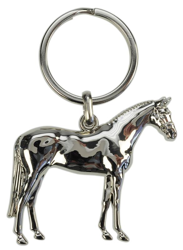 Porte-clés cheval 3D