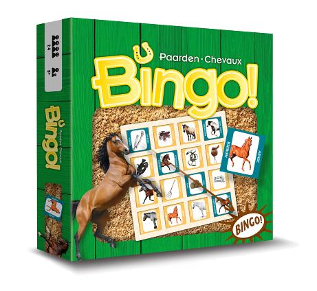 Bingo Chevaux