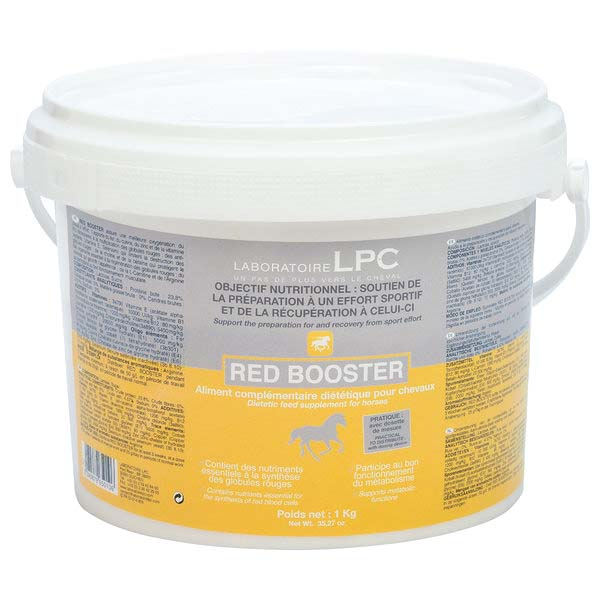Complément Red Booster LPC