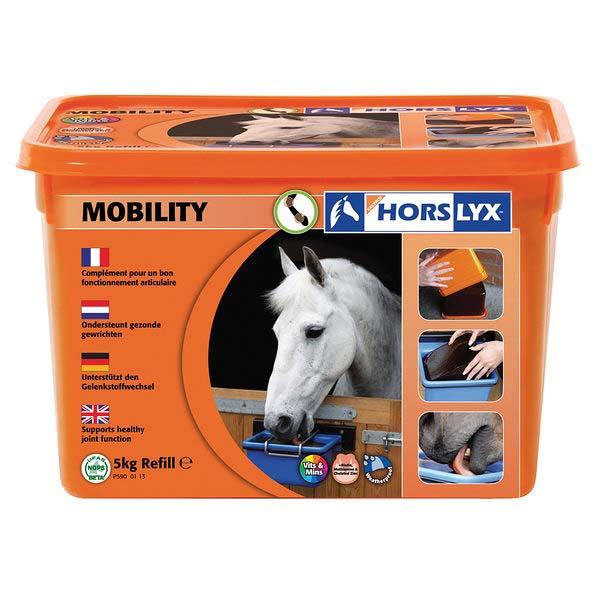Bloc à lécher Horslyx Mobility